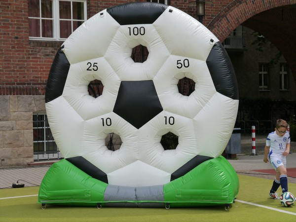 Kickball Torwand