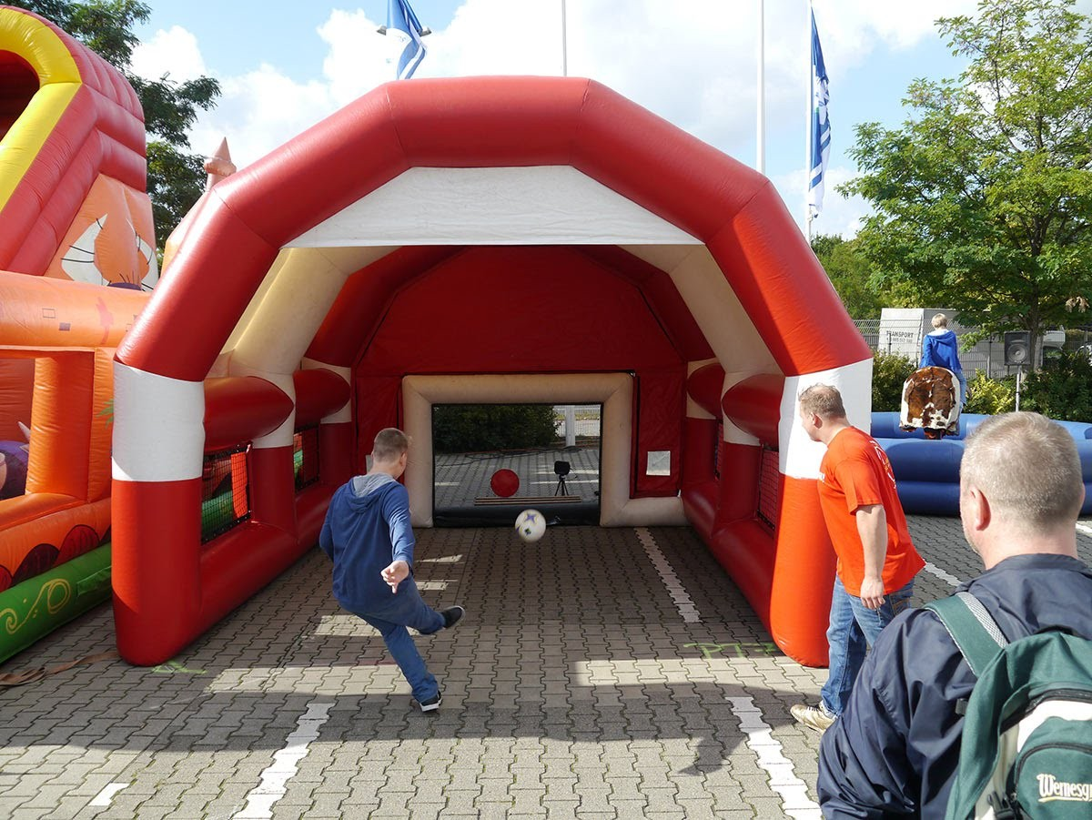 fussballfu balltor rot mit dach fu balltor hersteller und verkauf. Black Bedroom Furniture Sets. Home Design Ideas
