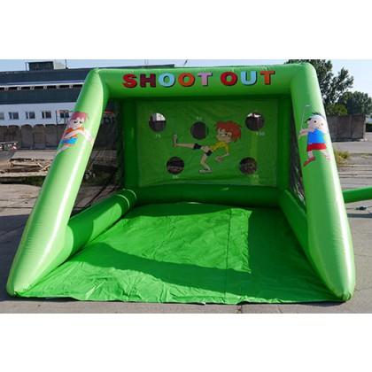 Fussball Kindertorwand in Grün kaufen