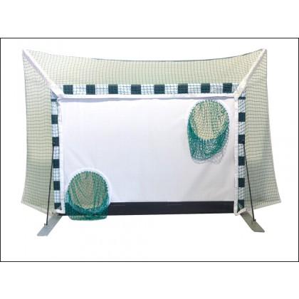 Umlaufendes Ballfangnetz für Event - Torwand